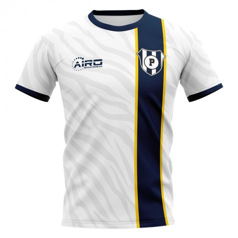 2020-2021 Preston Home Concept Football Shirt - Kids