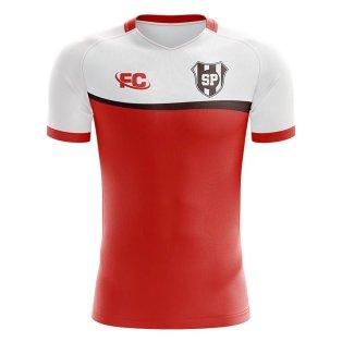 2019-2020 Saint Pauli Third Concept Football Shirt