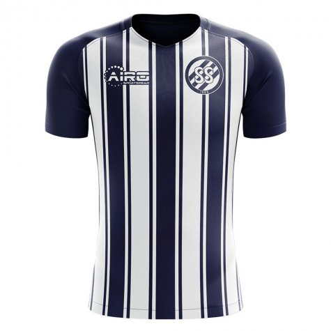 2019-2020 Real Sociedad Training Concept Football Shirt