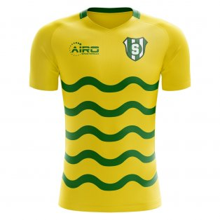 2020-2021 Sporting Lisbon Third Concept Football Shirt - Kids