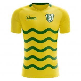 2020-2021 Sporting Lisbon Third Concept Football Shirt
