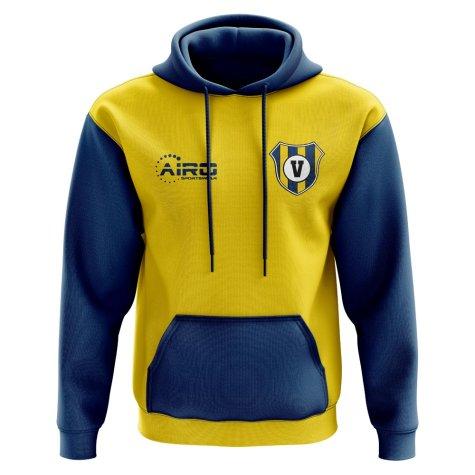 Villarreal Concept Club Football Hoody (Yellow)