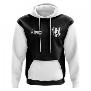 Juventus Concept Club Football Hoody (Black)
