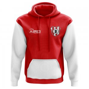 Benfica Concept Club Football Hoody (Red)