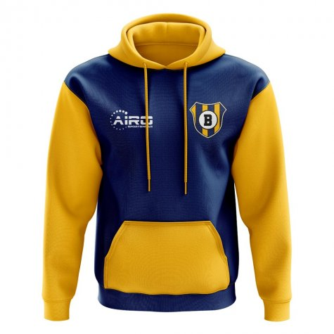 Boca Junior Concept Club Football Hoody (Blue)