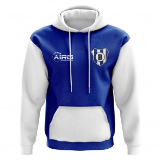 Brecia Concept Club Football Hoody (Blue)