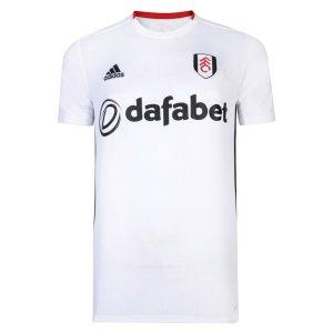 2019-2020 Fulham Adidas Home Football Shirt