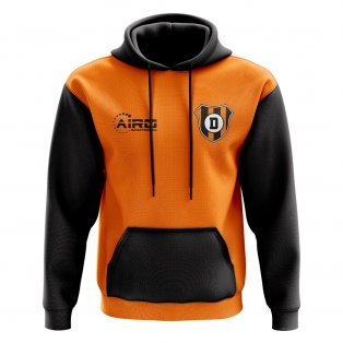 Dundee United Concept Club Football Hoody (Orange)
