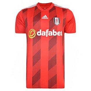 2019-2020 Fulham Adidas Away Football Shirt