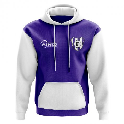 Fiorentina Concept Club Football Hoody (Blue)