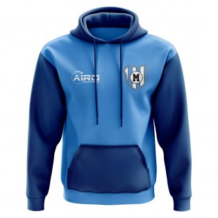Marseille Concept Club Football Hoody (Blue)