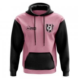 Palermo Concept Club Football Hoody (Pink)