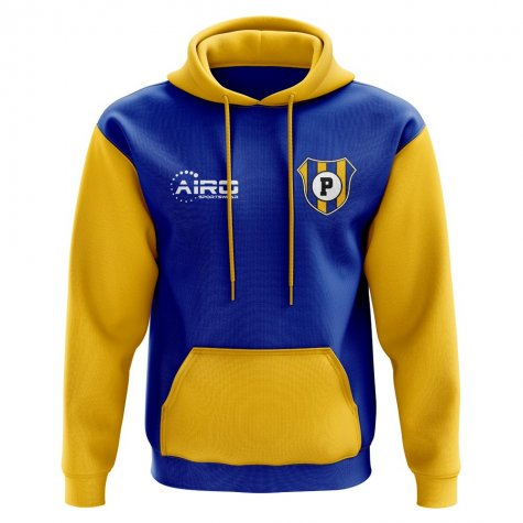 Parma Concept Club Football Hoody (Blue)