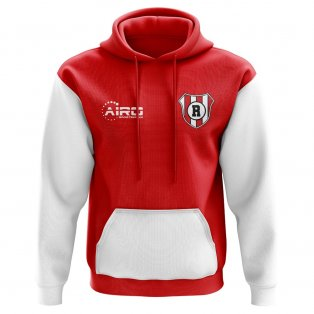 River Plate Concept Club Football Hoody (Red)