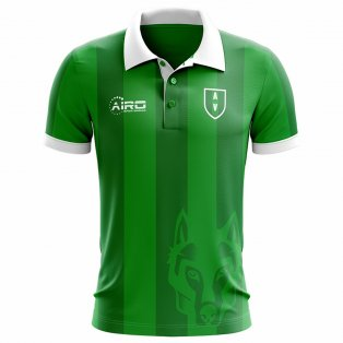 2020-2021 Avellino Home Concept Football Shirt