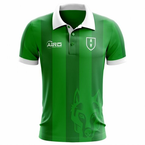 2020-2021 Avellino Home Concept Football Shirt - Kids