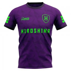 2020-2021 Sanfrecce Hiroshima Home Concept Football Shirt - Kids