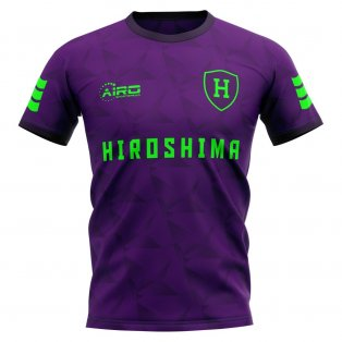 2019-2020 Sanfrecce Hiroshima Home Concept Football Shirt