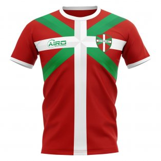 2020-2021 Basque Euskadi Away Concept Football Shirt