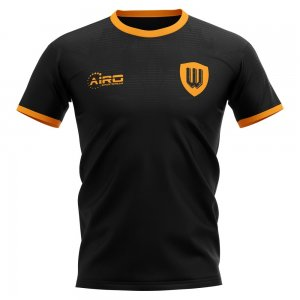 2020-2021 Wolverhampton Away Concept Football Shirt - Kids
