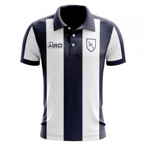 2020-2021 West Brom Home Concept Football Shirt - Baby