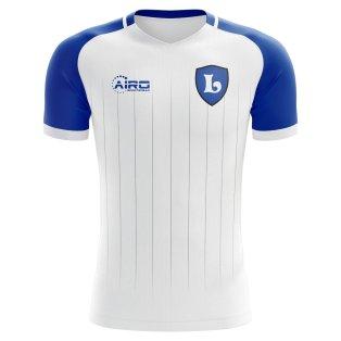 2019-2020 Leicester Away Concept Football Shirt
