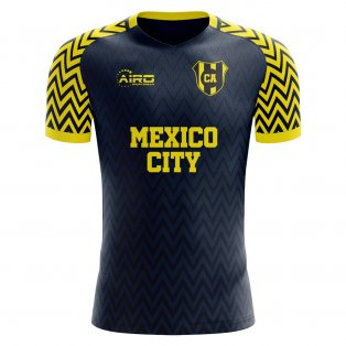 2019-2020 Club America Away Concept Football Shirt