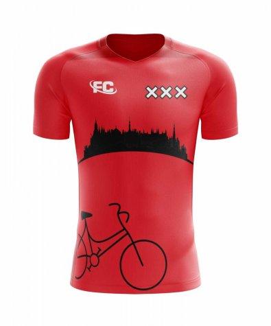 2019-2020 Amsterdam Away Concept Football Shirt - Little Boys
