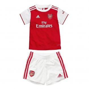 2019-2020 Arsenal Adidas Home Baby Kit