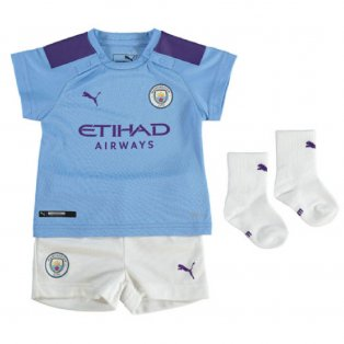 2019-2020 Manchester City Home Baby Kit