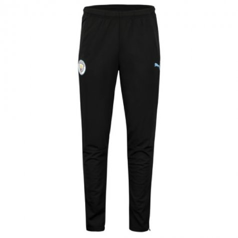 2019-2020 Manchester City Training Pants (Black)