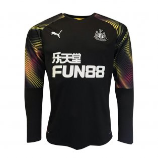 2019-2020 Newcastle Away Goalkeeper Shirt Black (Kids)