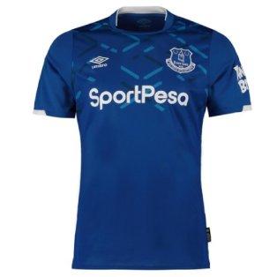2019-2020 Everton Umbro Home Football Shirt