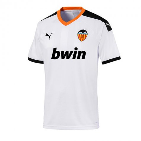 2019-2020 Valencia Home Puma Shirt (Kids)