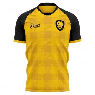 2020-2021 Livingston Home Concept Football Shirt