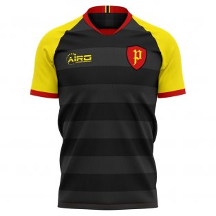 2019-2020 Partick Away Concept Football Shirt
