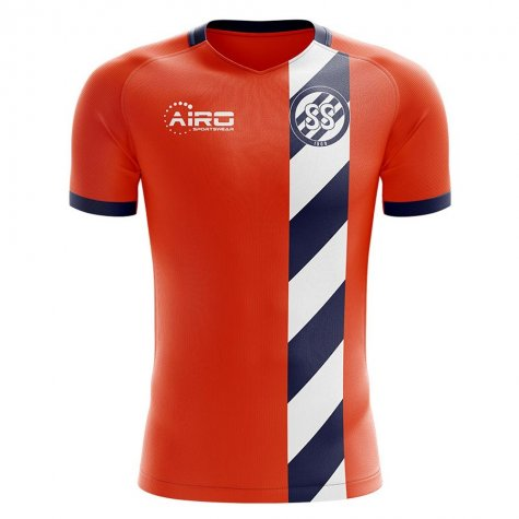 2019-2020 Real Sociedad Third Concept Football Shirt - Womens