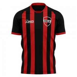 2020-2021 Bohemians Home Concept Football Shirt - Womens