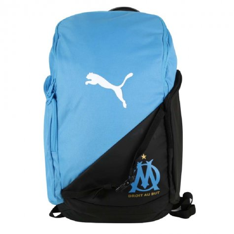 2019-2020 Olympique Marseille Puma Backpack (Blue)