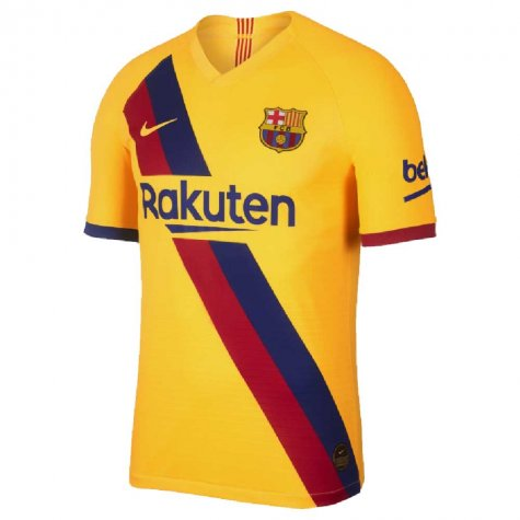 2019-2020 Barcelona Away Nike Football Shirt