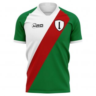 2020-2021 Legia Warsaw Away Concept Football Shirt