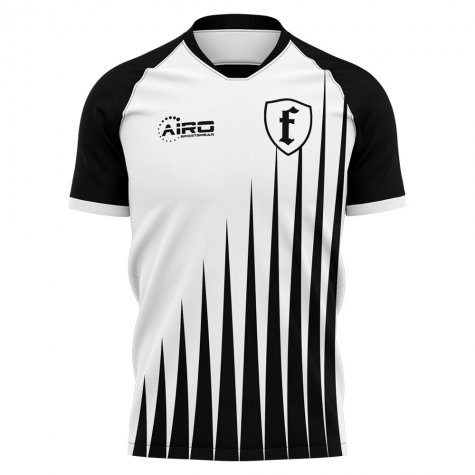 2020-2021 Freiburg Away Concept Football Shirt - Kids