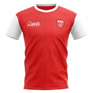2019-2020 North London Home Concept Football Shirt - Womens