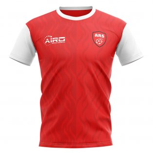 2020-2021 North London Home Concept Football Shirt - Baby
