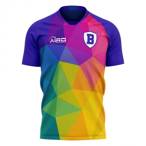 2019-2020 Bochum Away Concept Football Shirt