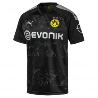2019-2020 Borussia Dortmund Puma Away Football Shirt