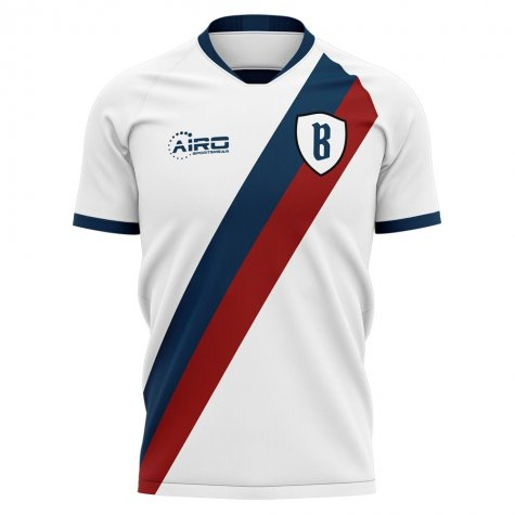 2020-2021 Bologna Away Concept Football Shirt - Kids