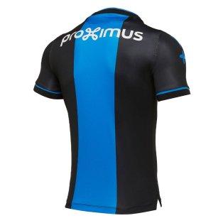 2019-2020 Club Brugge Home Shirt