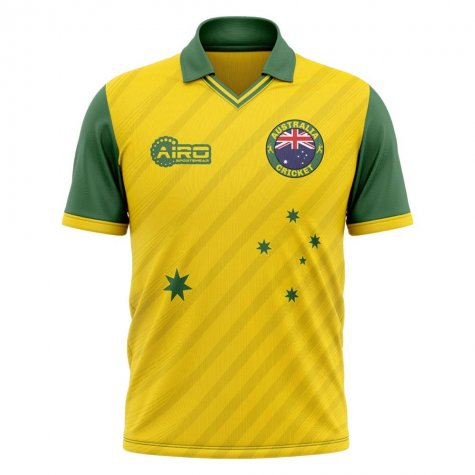 2020-2021 Australia Cricket Concept Shirt