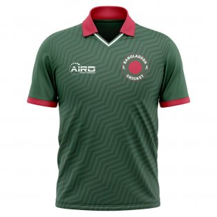 2019-2020 Bangladesh Cricket Concept Shirt